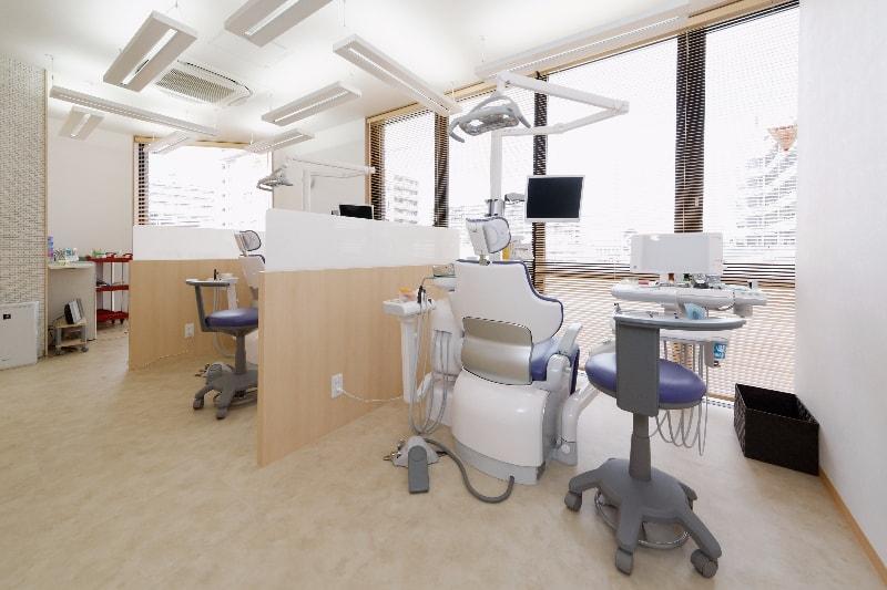 歯周病の精密検査を3年ごとに実施